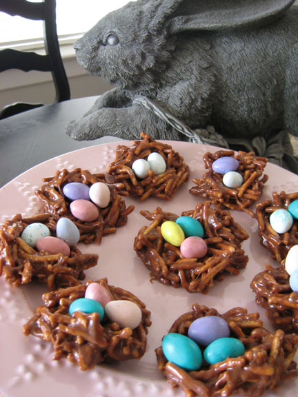 Easter Nest Treats Sherri Haab Creative Inspirations